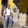 Hangin' with the locals!<br /> Tlaquepaque, Mexico